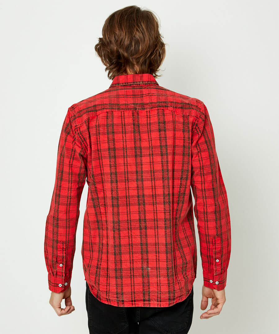 Rugged Check Shirt