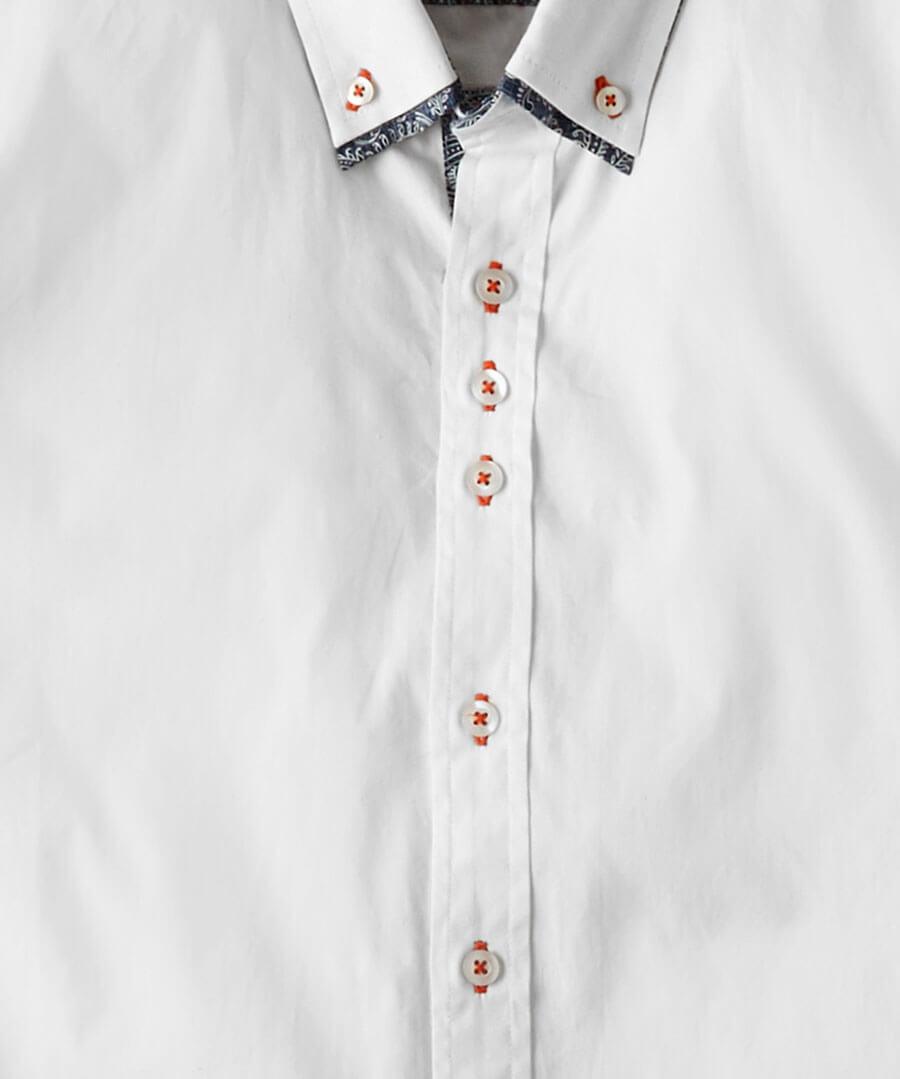 Tailored Dapper Shirt Back