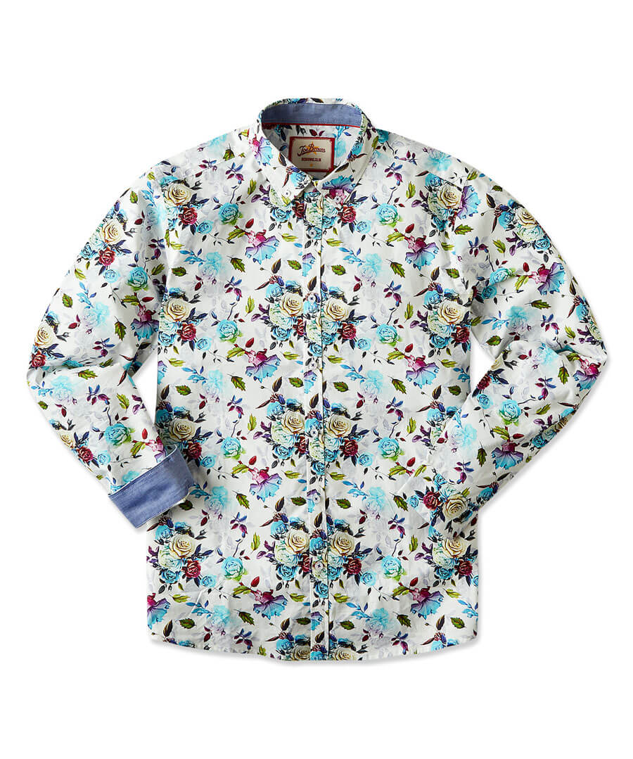 Funky Floral Shirt
