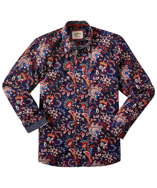 Perfect Paisley Shirt
