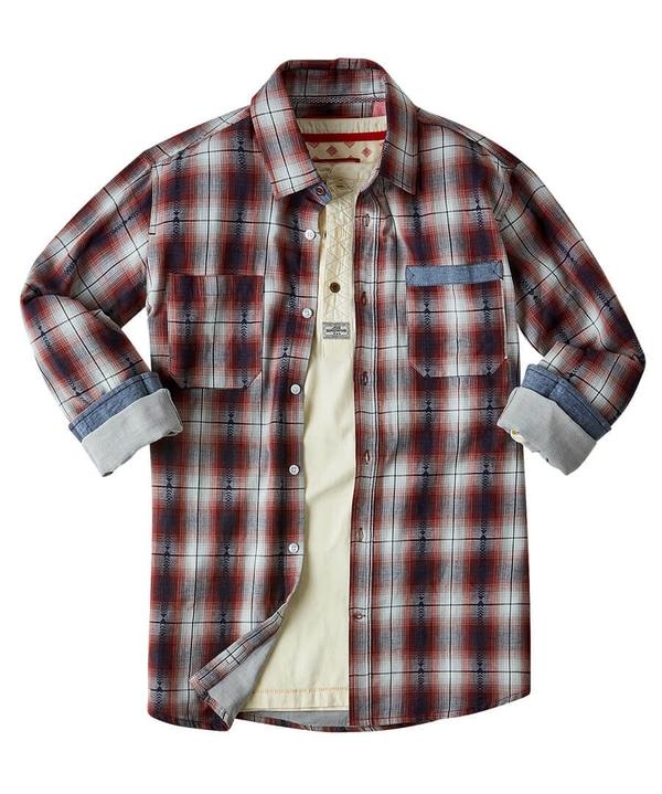 Not So Classic Check Shirt