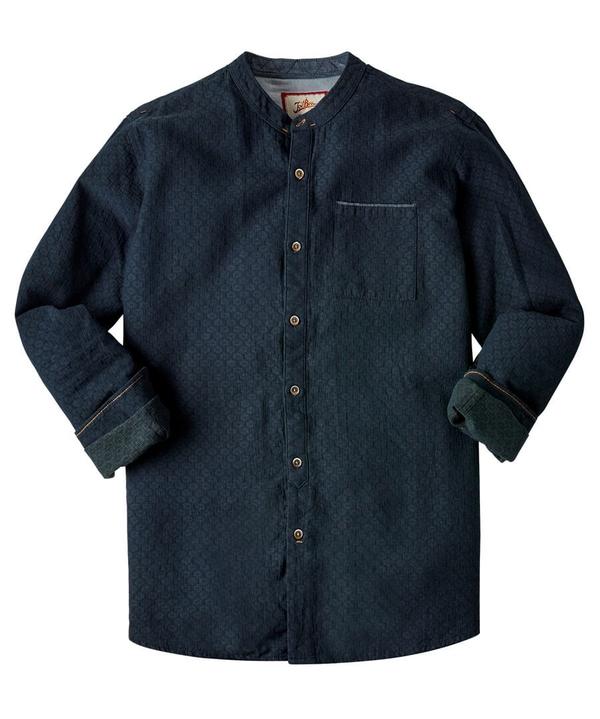 Easy Wearing Grandad Shirt