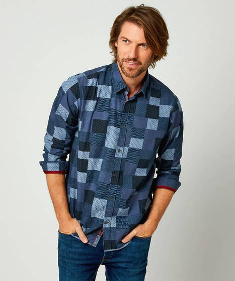 Perfect Patch Shirt