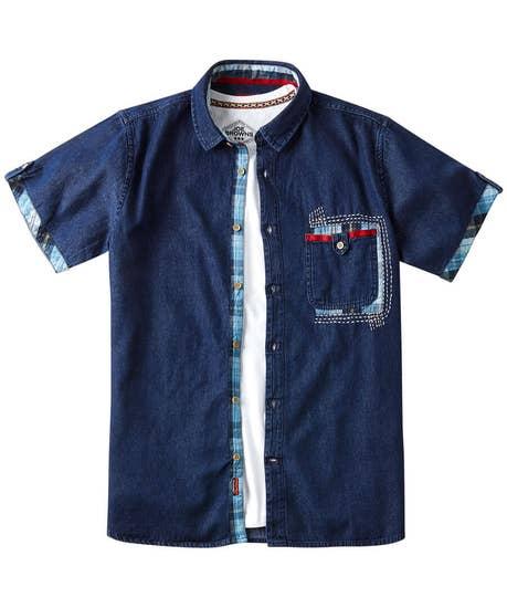 Cut Above Shirt
