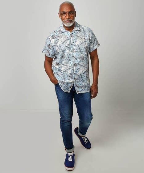 Hawaiian Print Shirt