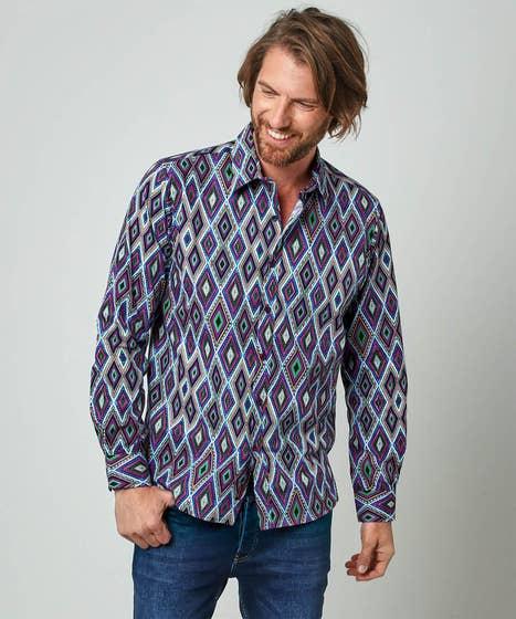 Fabulous Funky Geo Shirt