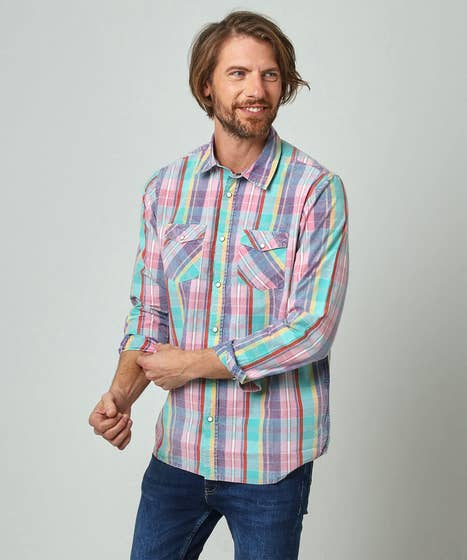 All Checked In Shirt