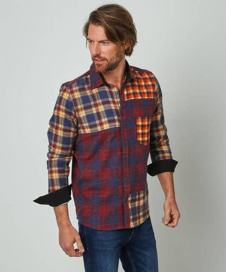 Mix It Up Check Shirt