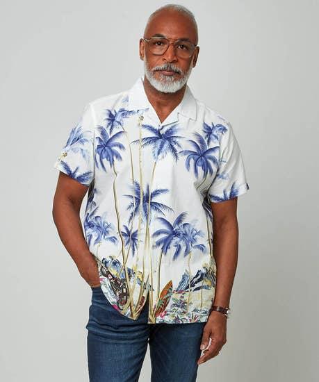 Summer Surf Shirt