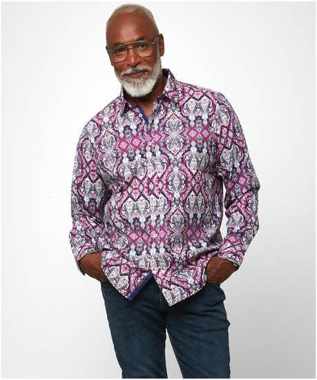 Perfect Pattern Shirt