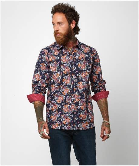 Pretty Paisley Shirt