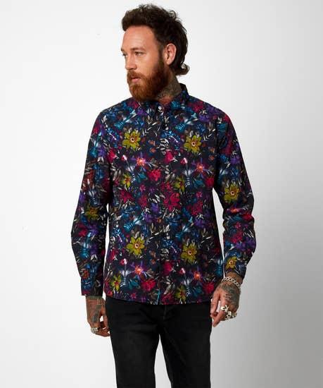 Rocking Floral Shirt