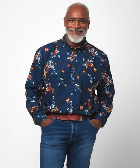 Sensational Floral Shirt