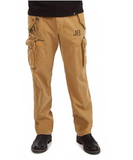 Crazy Cargo Pants