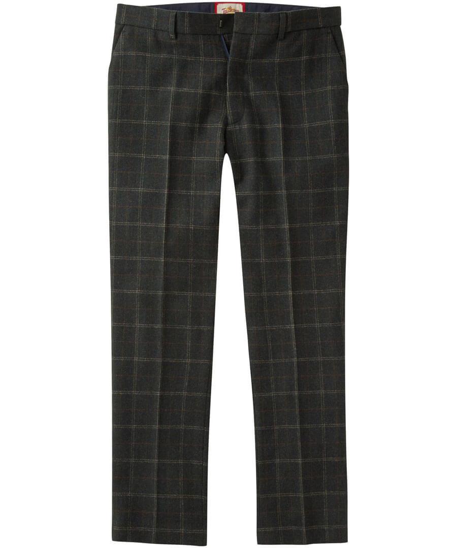 Deadly Dapper Trousers Model Front