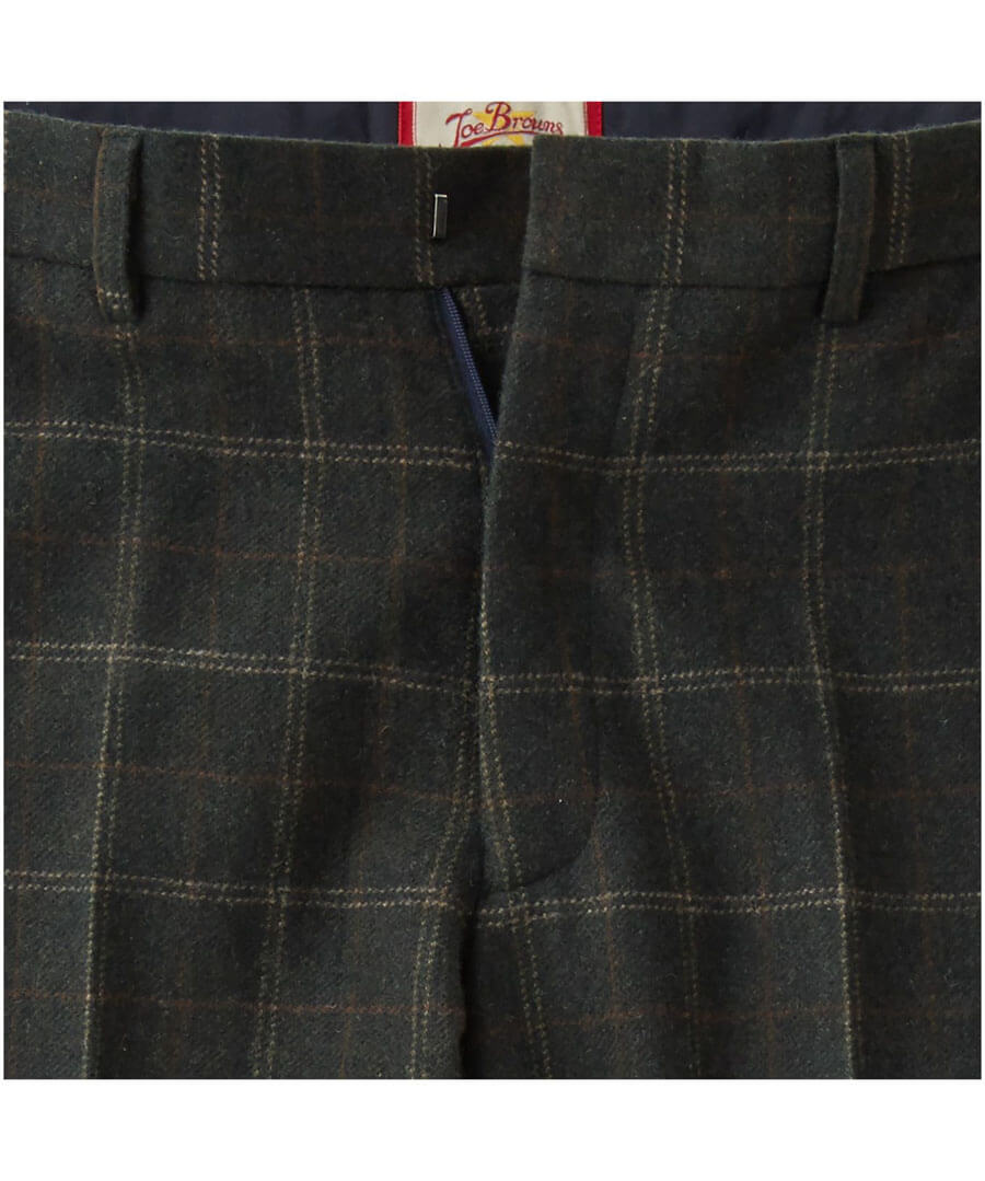 Deadly Dapper Trousers Back