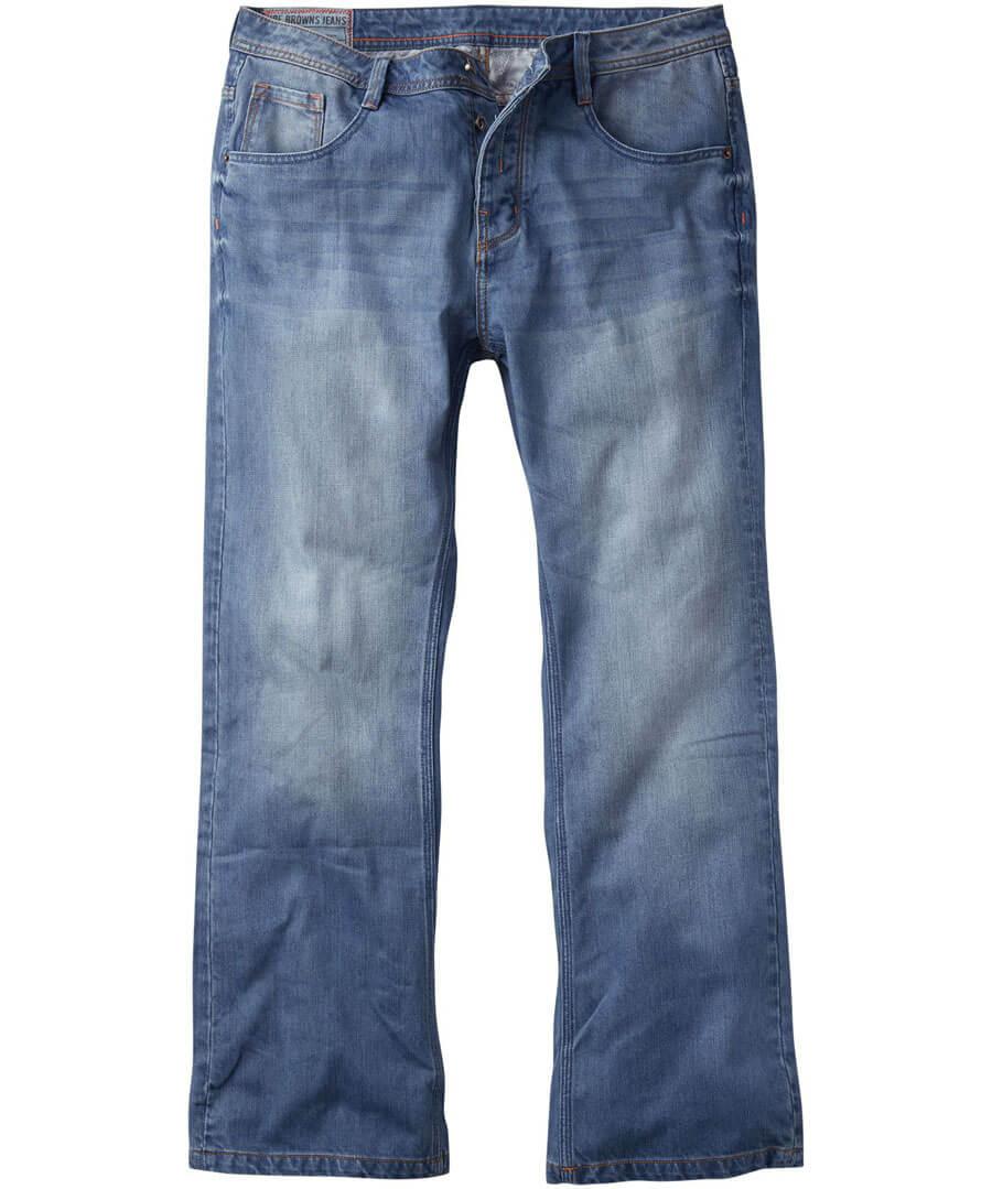 Bootcut Joe Jeans Model Front