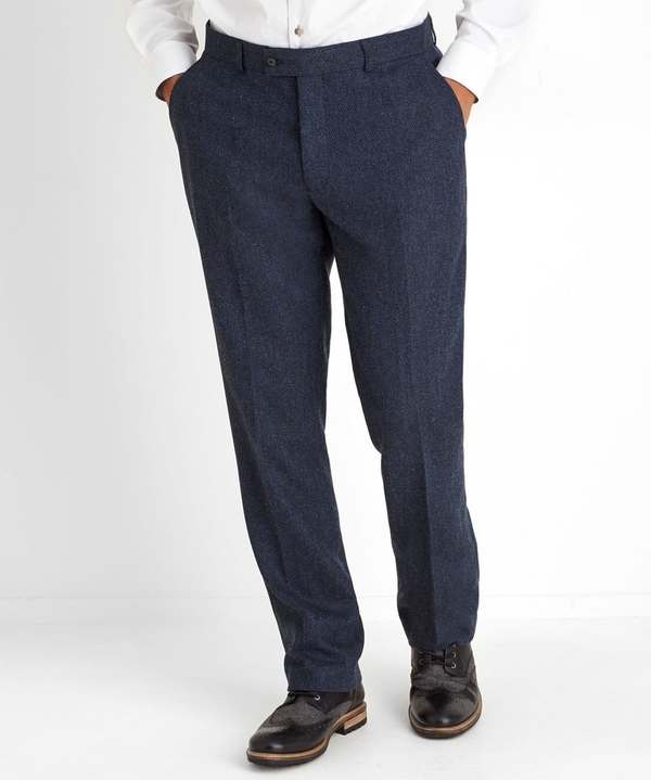 Dapper And Different Trousers
