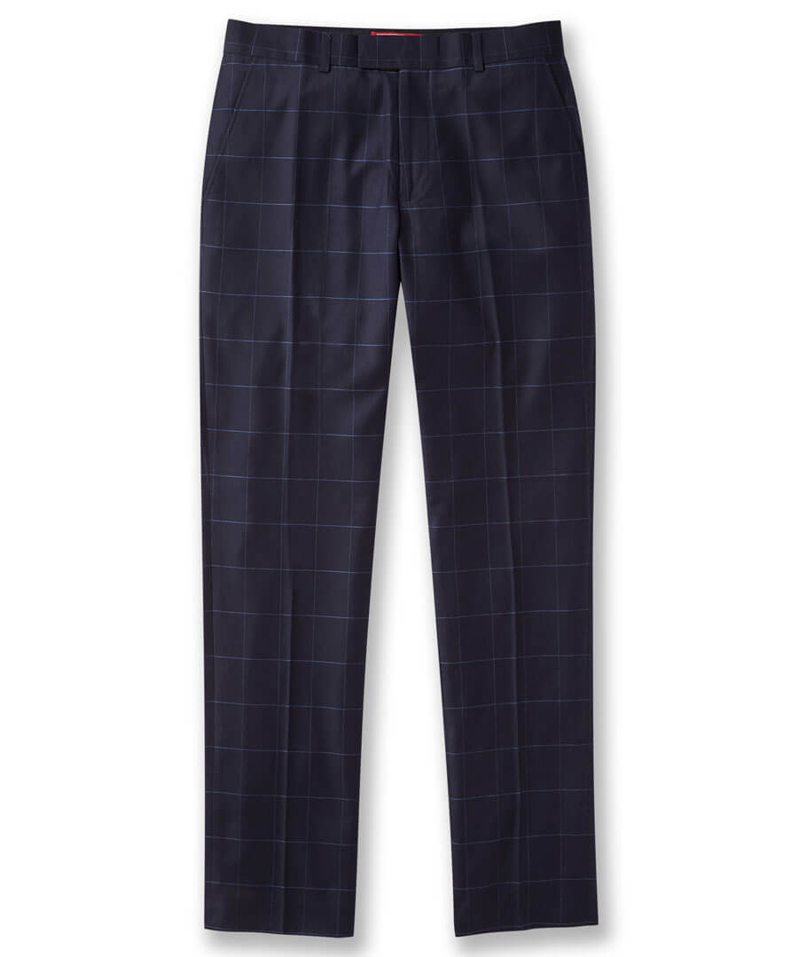 Suited To Perfection Trousers Model Front