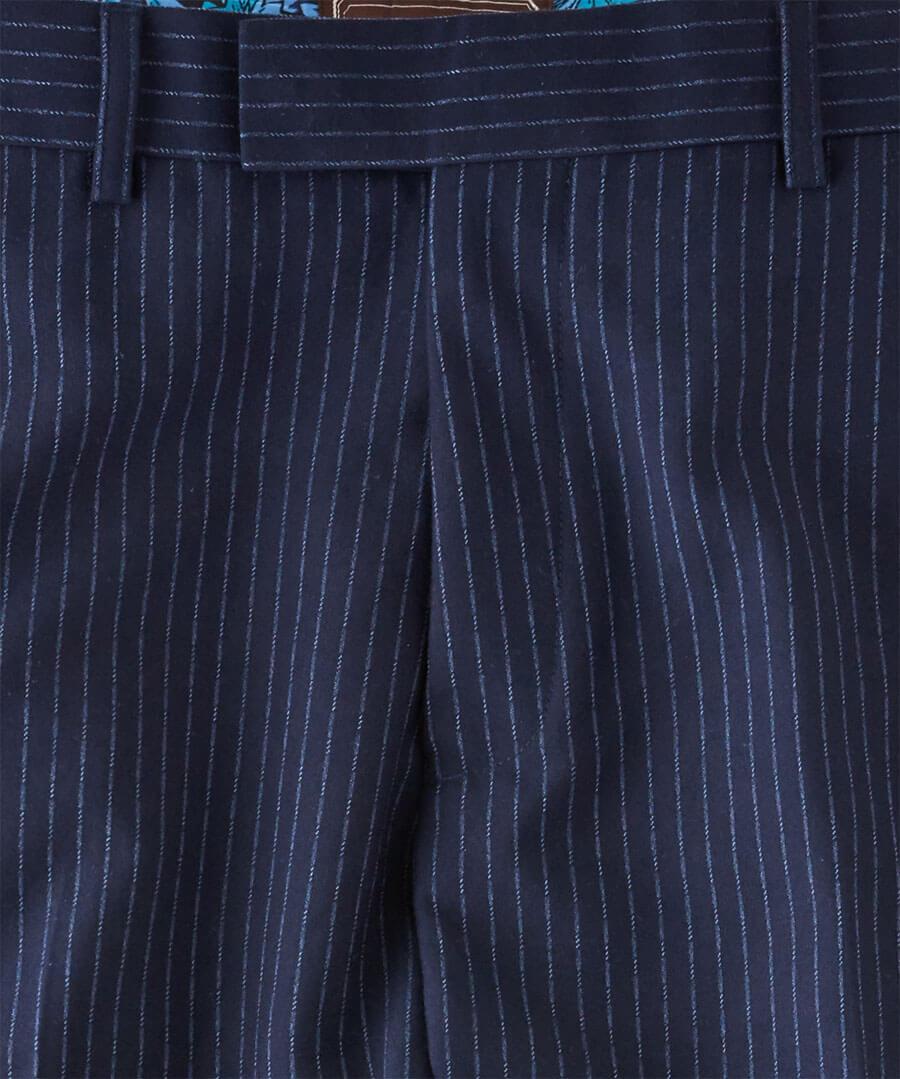 Sensational Stripe Trousers Back