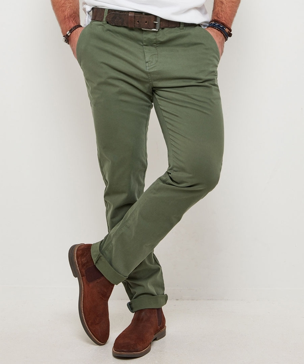 Complementary Chinos