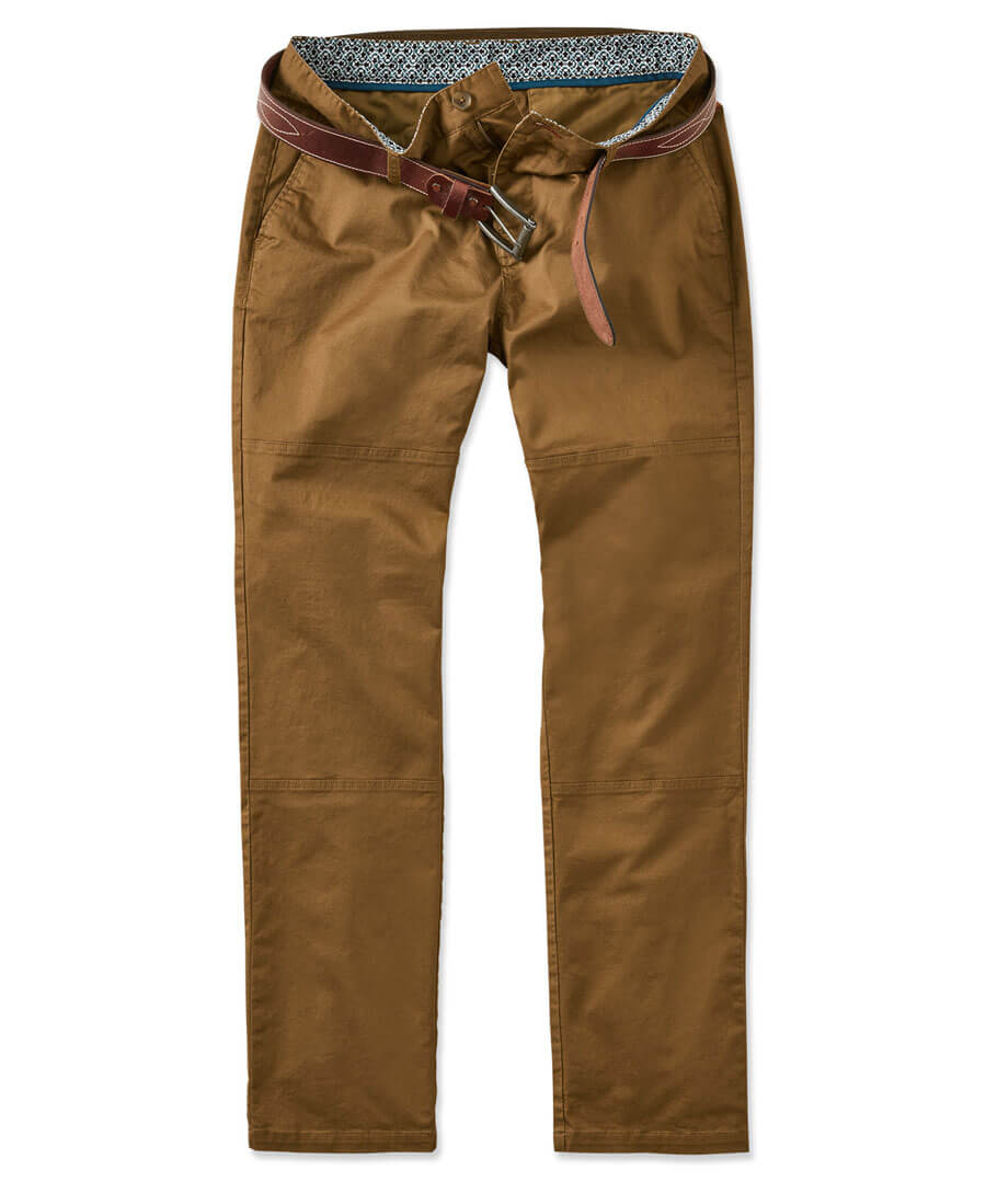 Workwear Chinos Model Front