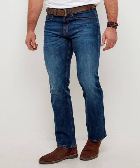 Seriously Straight Jeans