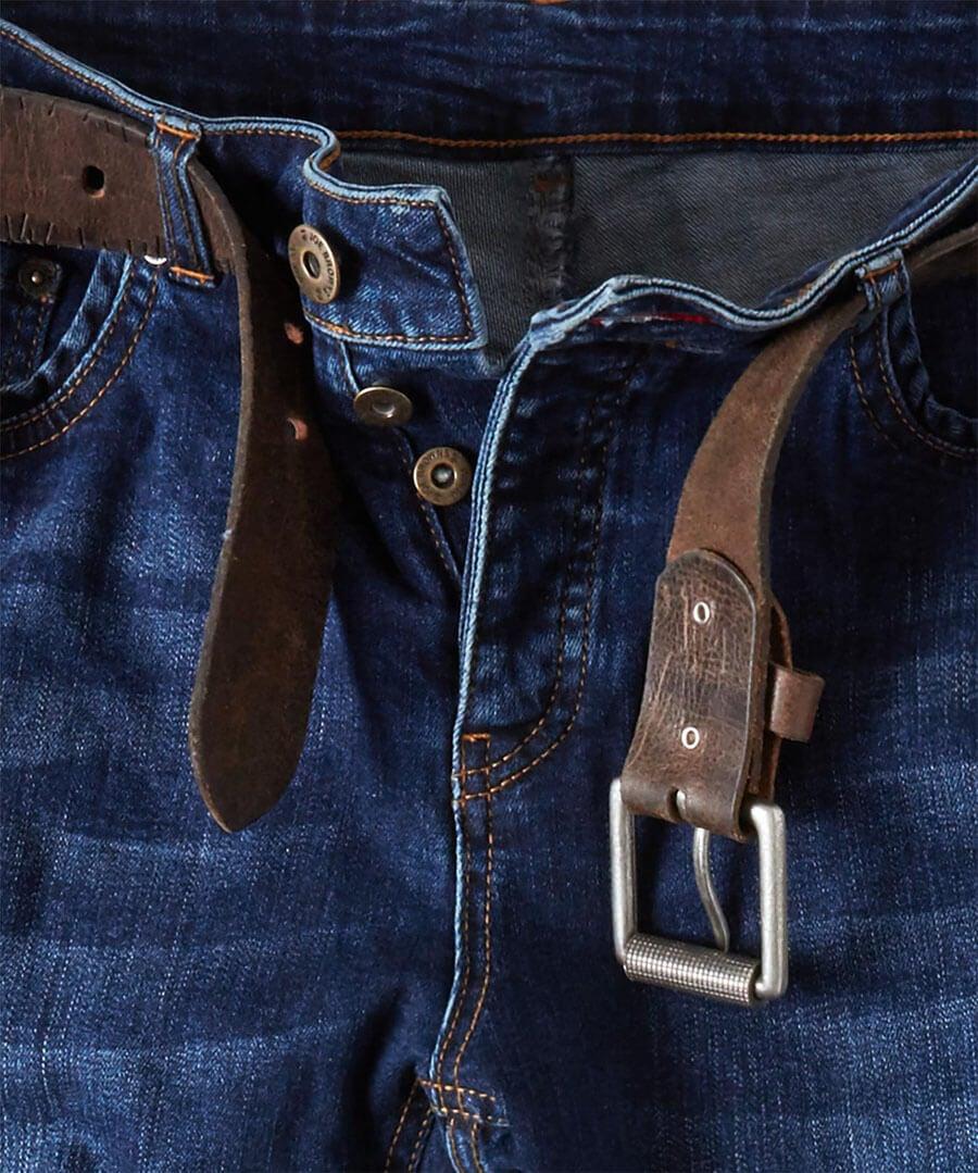 Sensational Skinny Jeans Back