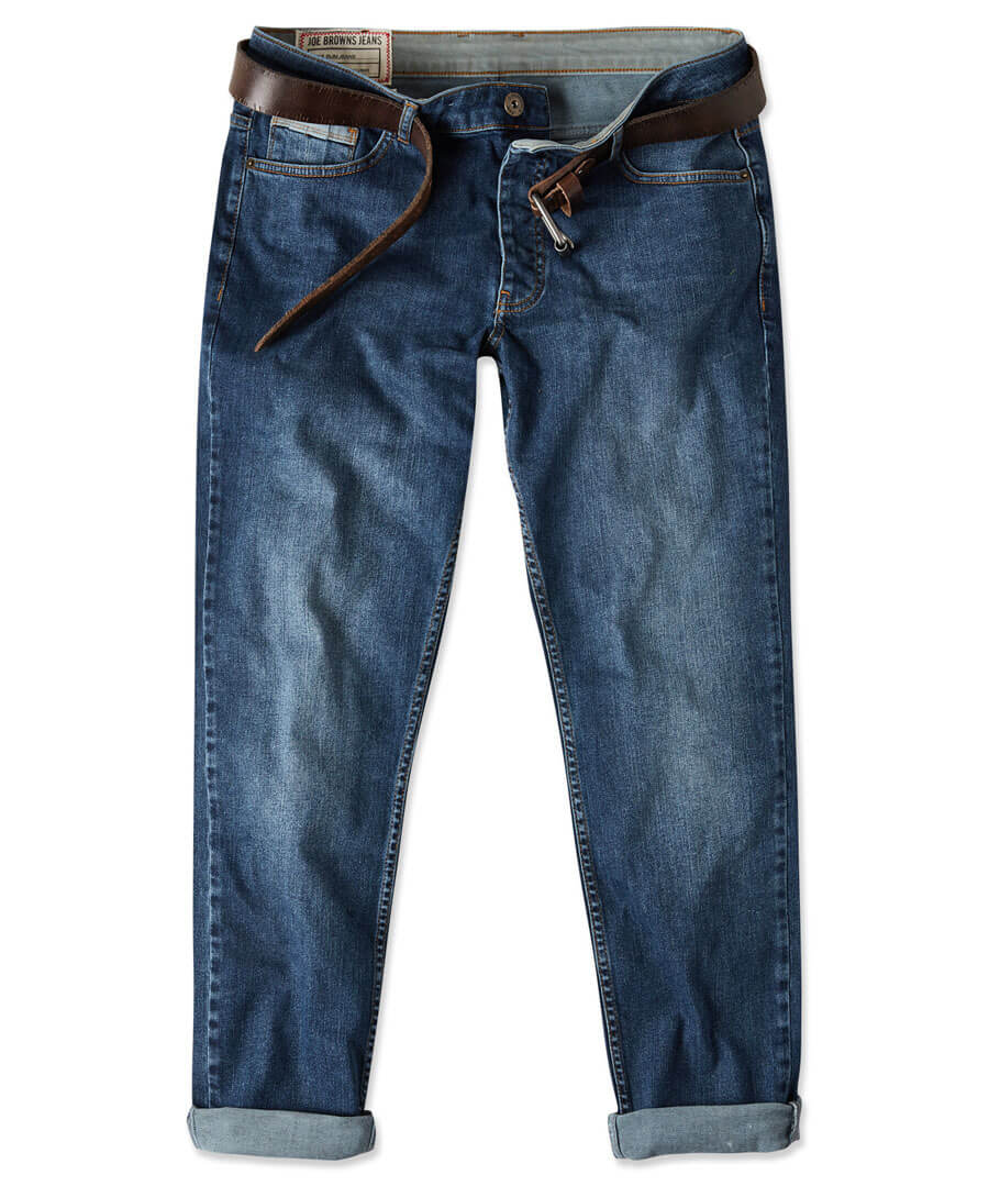 Splendid Slim Jeans Model Front