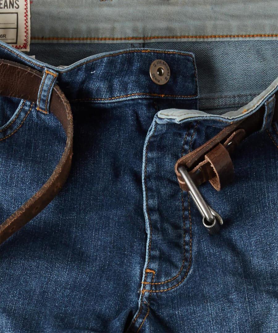 Splendid Slim Jeans Back