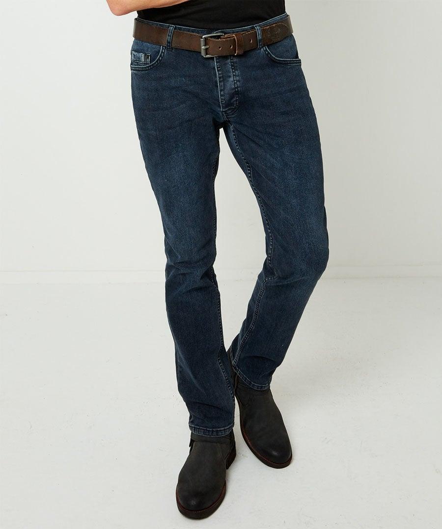Superb Slim Jeans Model Front