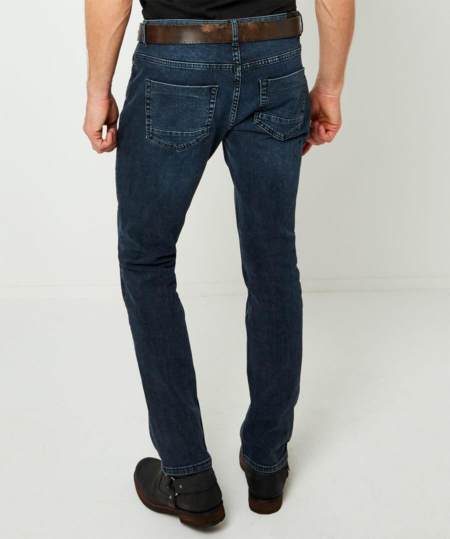 Superb Slim Jeans Model Back