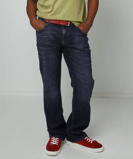 Sustainable Straight Jeans