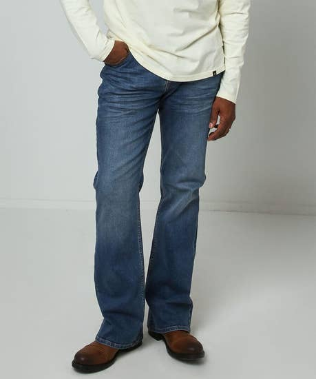 Brilliant Bootcut Jeans