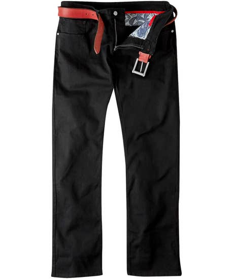 Sensationally Stylish Straight Jeans