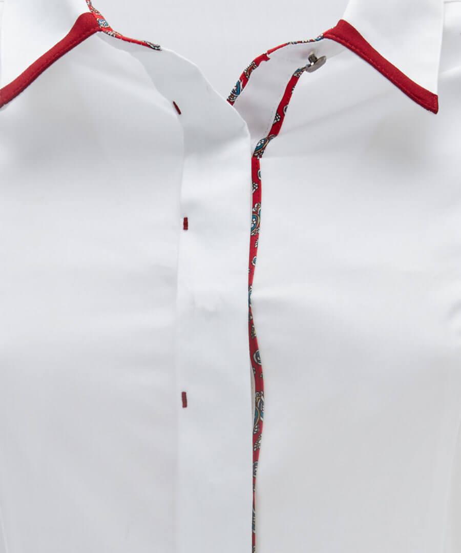 Double Collar Shirt Back