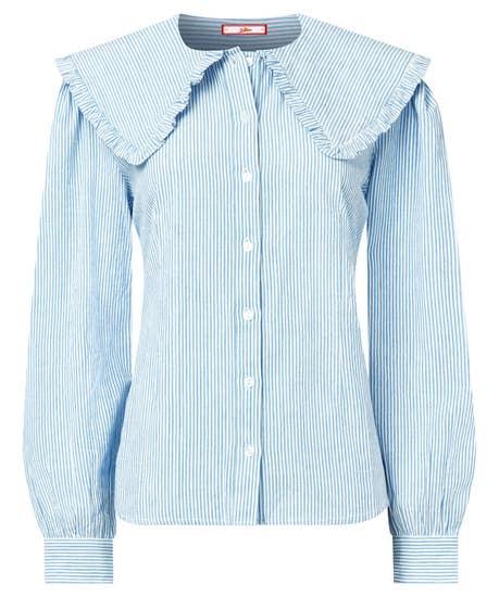 Edwardian Blouses |  Lace Blouses, Sweaters, Vests Joes Must Have Blouse $56.00 AT vintagedancer.com