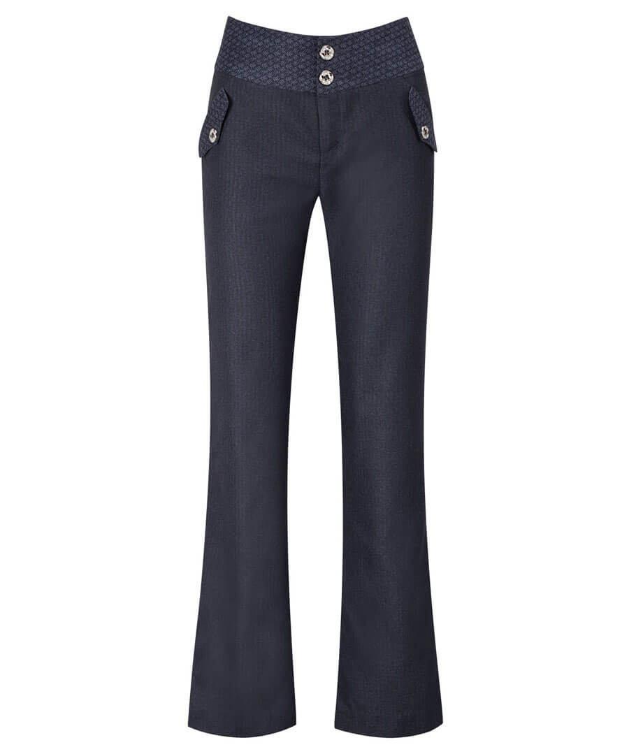 Perfect Pinstripe Trousers