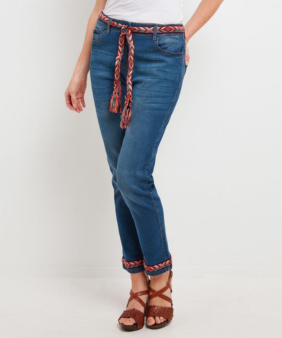 Funky Festival Jeans