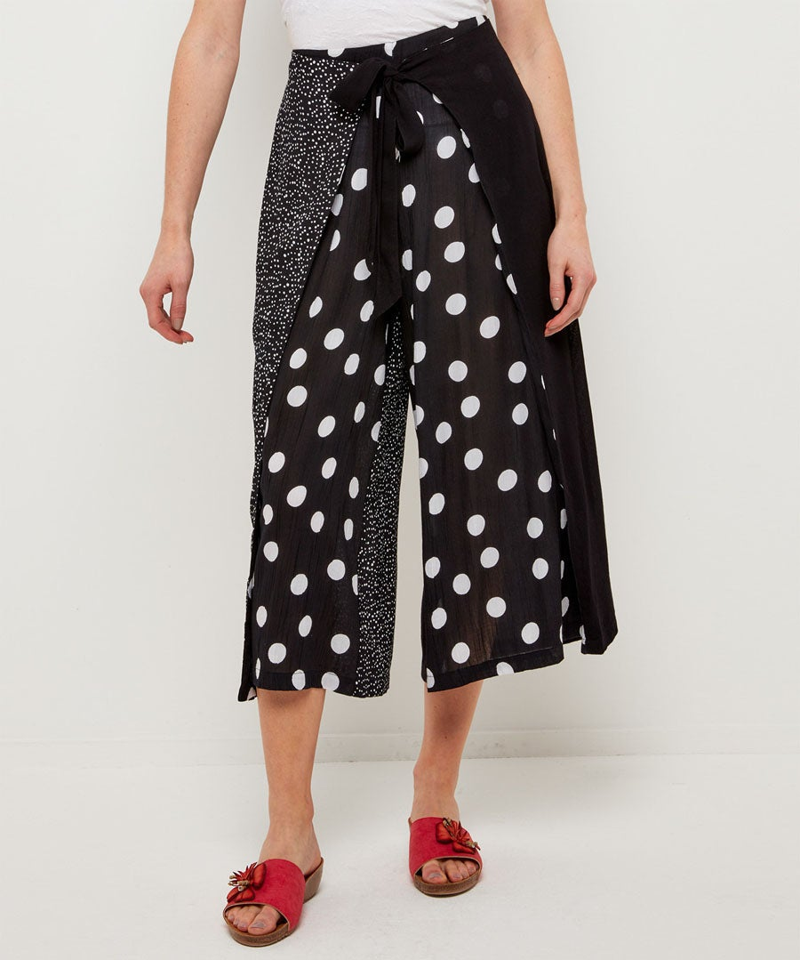 Join The Dots Cropped Trousers
