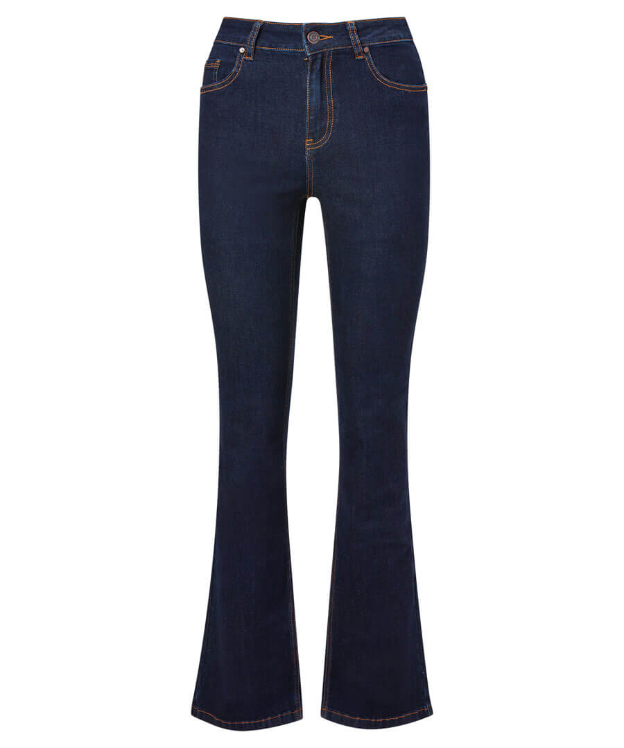 Bootcut Jeans Model Front