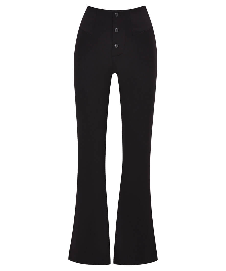 Wonderful Wide Leg Trousers Model Front