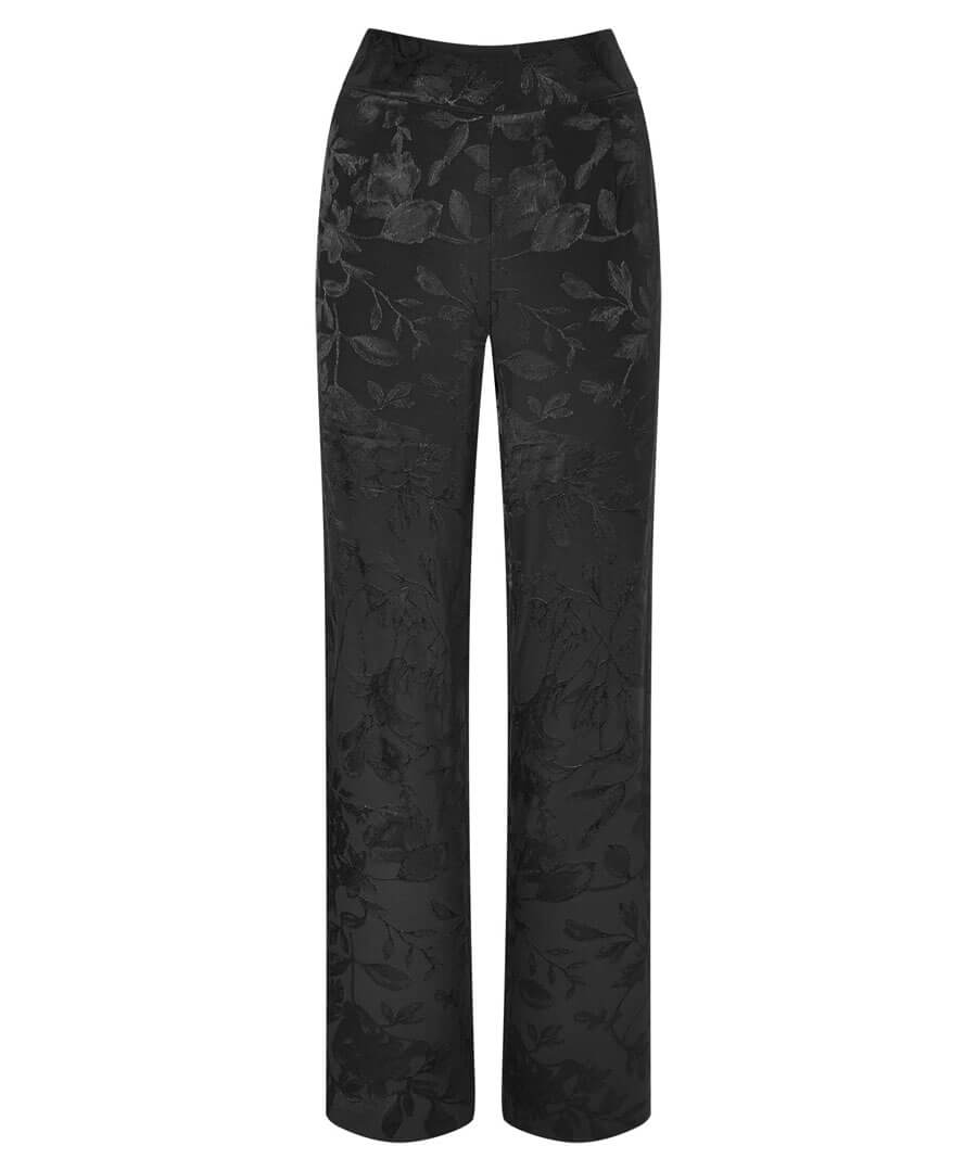 Jacquard Wide Trousers