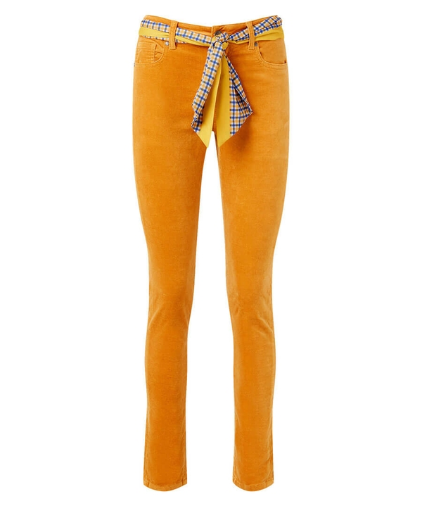 Stretchy Slim Trousers