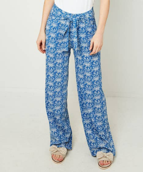Pretty Printed Trousers