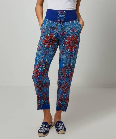 Fancy Printed Trousers