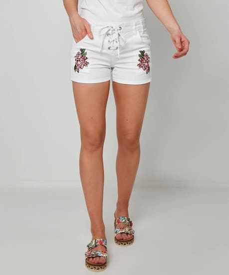 Delightful Denim Shorts