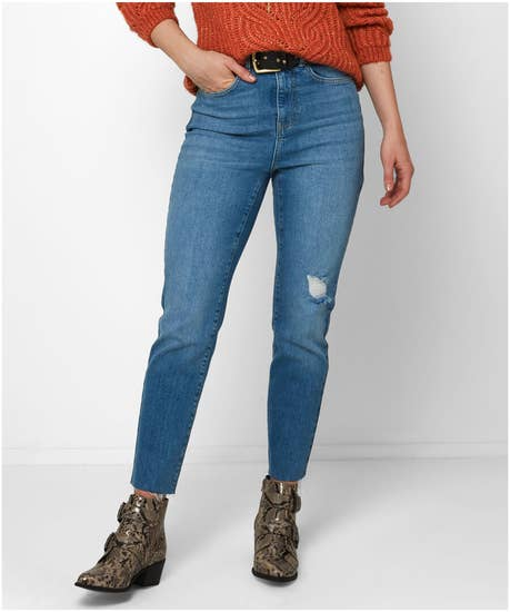 Distressed Must Have Jeans