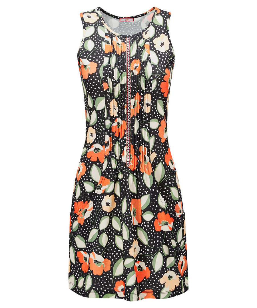Offbeat Floral Tunic