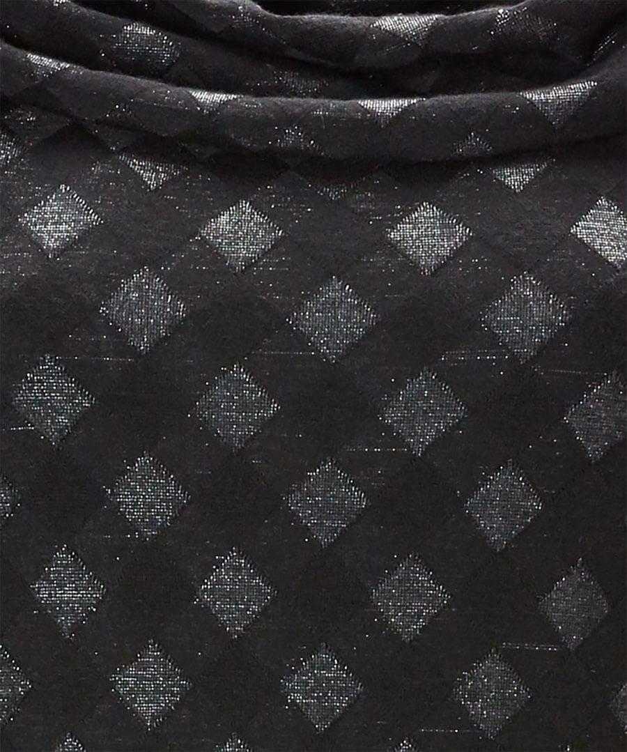 Checkerboard Tunic Back